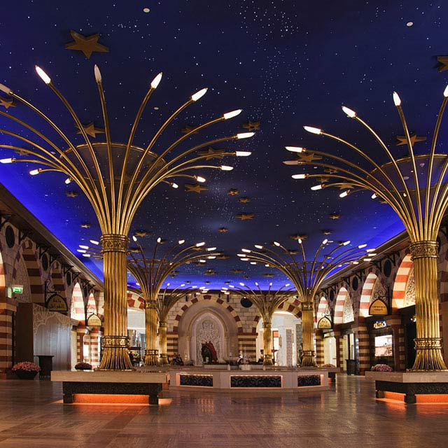 Dubai, Mall, Retail, Shopping